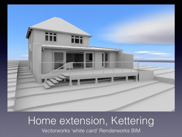 KR.eativ: Architects Ltd Kettering Architect